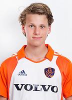ZEIST- Tijn Lissone van Nederlands Jongens B. FOTO KOEN SUYK