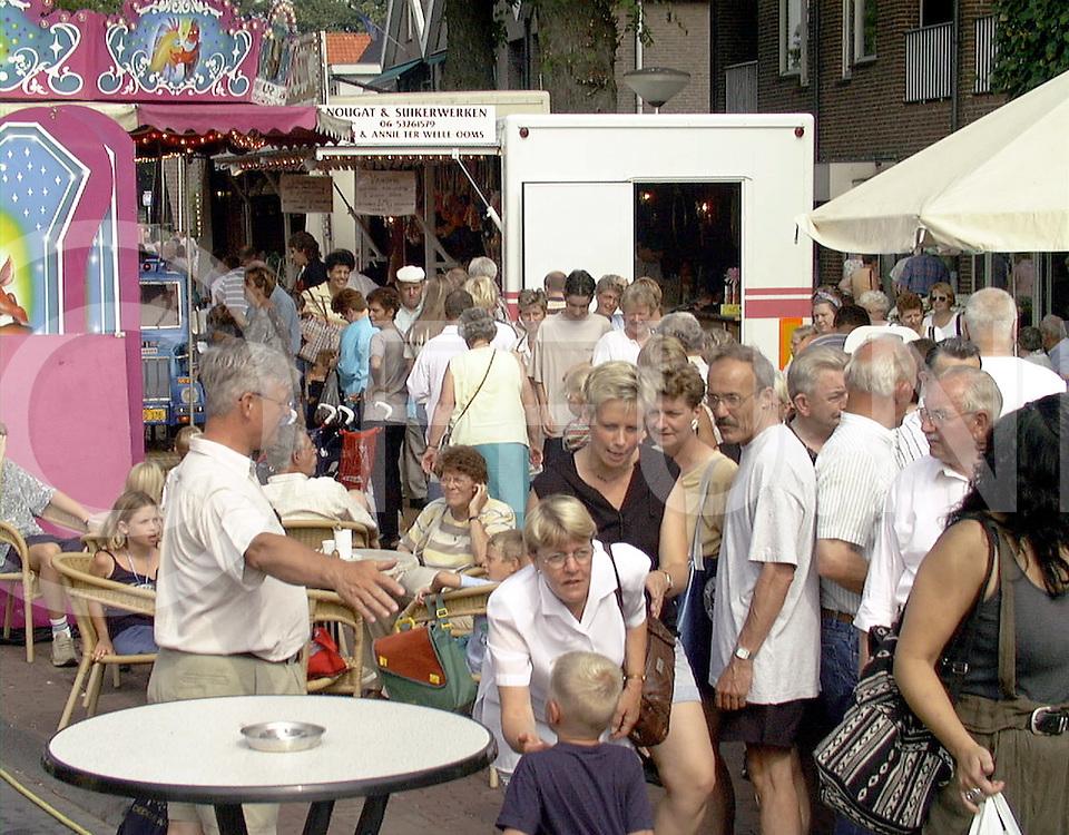 Fotografie Uijlenbroek©1999/Frank Uijlenbroek.990713 ommen ned.bissingh jaarmarktdag.kermis