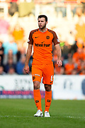 Dundee United defender Lewis Toshney (#6) looks on during the Betfred Scottish Cup match between Dundee and Dundee United at Dens Park, Dundee, Scotland on 9 August 2017. Photo by Craig Doyle.