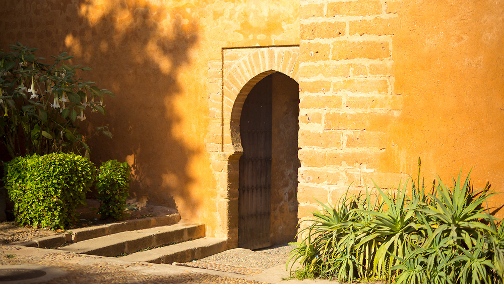 Kasbah of the Udayas, Rabat Medina, Morocco, 2015-10-16.