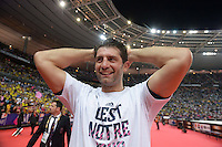 Pierre RABADAN  - 16.05.2015 - Clermont / Stade Francais - Finale Top 14<br />Photo : Nolwenn Le Gouic / Icon Sport