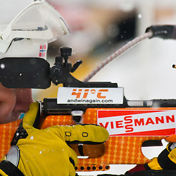 20101211: AUT, IBU Biathlon Worldcup, Hochfilzen, Pursuit Men