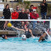 02/10/2017 -  Women's Waterpolo v Santa Clara