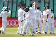 Cricket - South Africa v England 2015 1st Test D3 Durban
