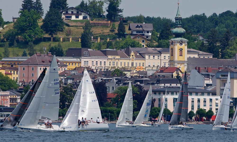 Platu25 worlds 2011, Gmundenlake traunsee,Austria,day 2