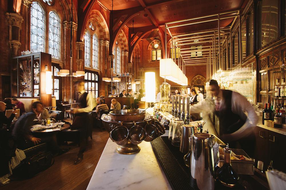 The Booking Office, St Pancras Renaissance Hotel