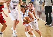DESCRIZIONE : Chieti Qualificazione Eurobasket Women 2009 Italia Turchia <br /> GIOCATORE : Chiara Pastore<br /> SQUADRA : Nazionale Italia Donne <br /> EVENTO : Raduno Collegiale Nazionale Femminile<br /> GARA : Italia Turchia Italy Turkey <br /> DATA : 27/08/2008 <br /> CATEGORIA : palleggio<br /> SPORT : Pallacanestro <br /> AUTORE : Agenzia Ciamillo-Castoria/M.Marchi <br /> Galleria : Fip Nazionali 2008 <br /> Fotonotizia : Chieti Qualificazione Eurobasket Women 2009 Italia Turchia <br /> Predefinita : si
