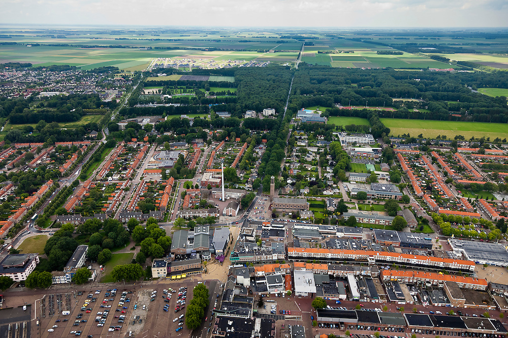 Nederland, Provincie, Plaats, 30-06-2011;.QQQ..luchtfoto (toeslag), aerial photo (additional fee required).copyright foto/photo Siebe Swart