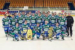 Esbjerg Oilers Holdfoto-2. 9 Februar 2004