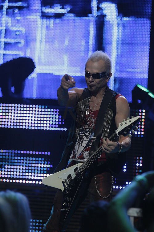 Scorpions, June 15, 2012 in Phoenix, Arizona.