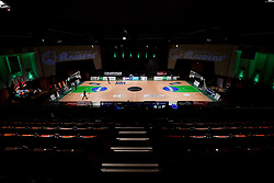 A general view of Plymouth Pavilions   - Photo mandatory by-line: Ryan Hiscott/JMP - 28/10/2018 - BASKETBALL - Plymouth Pavilions - Plymouth, England - Plymouth Raiders v Bristol Flyers - British Basketball Cup