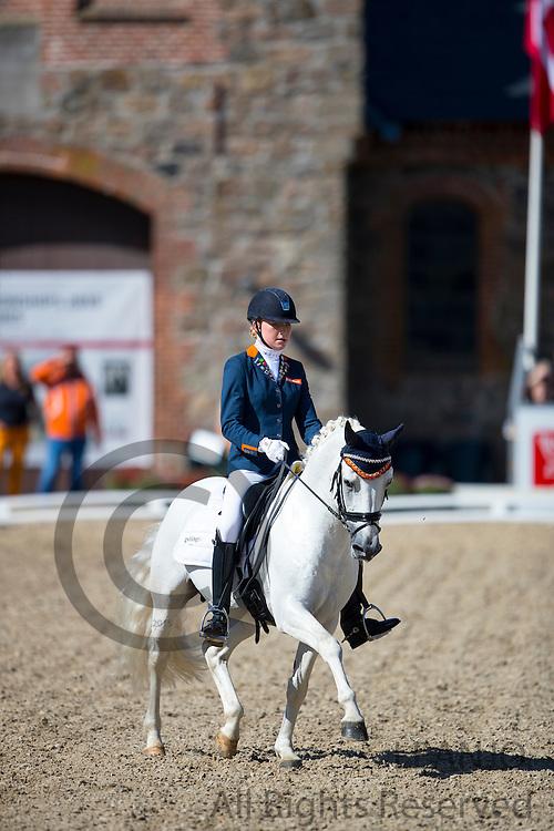 Zoe Kuintjes - Elin's Noncisdador<br /> FEI European Championships Ponies 2016<br /> &copy; DigiShots