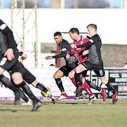 Arbroath v Stranraer, Scottish League One, 9 February 2019