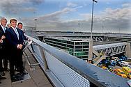 SCHIPHOL - De heer J.A. Nijhuis RA President-directeur van schiphol  Koning Willem Alexander woont maandag 19 september op Schiphol de offici&euml;le viering bij van het 100-jarig bestaan van Amsterdam Airport Schiphol. Op 19 september 1916 landden voor het eerst drie Nederlandse militaire vliegtuigen op Vliegkamp Schiphol, een drooggemalen stuk grond in de Haarlemmermeer. In 1920 werd de eerste lijndienst Amsterdam-Londen gestart door KLM. Dat jaar werden 440 passagiers vervoerd, wat het begin was van Schiphol als vliegveld voor de burgerluchtvaart. Na verwoesting in de Tweede Wereldoorlog werd in 1949 besloten Schiphol op te bouwen als nationale luchthaven. Sinds die tijd is Amsterdam Airport Schiphol voortdurend uitgebreid en ontwikkeld tot een belangrijke luchthaven in Europa, met in 2015 ruim 450.000 vliegtuigbewegingen, waarmee bijna 60 miljoen passagiers aankomen en vertrekken. COPYRIGHT ROBIN UTRECHT<br /> SCHIPHOL - Mr. J. A. Nijhuis CEO of Schiphol King Willem Alexander lives Monday, September 19th at Schiphol official celebration at the 100th anniversary of Amsterdam Airport Schiphol. On September 19, 1916 landed for the first three Dutch military aircraft at Schiphol Airbase, a reclaimed land in the Haarlemmermeer. In 1920, the first service between Amsterdam and London was started by KLM. That year, 440 passengers were carried, which was the beginning of Schiphol airport for civil aviation. After destruction in the Second World War, decided to build Schiphol in 1949 as national airport. Since that time Amsterdam Airport Schiphol continuously expanded and developed into an important airport in Europe, with more than 450,000 aircraft movements in 2015, to almost 60 million passengers arrive and depart.