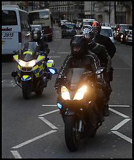 FEB 27 2014 Unmarked Police Cars-London