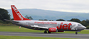 Jet2 at Manchester Airport, Manchester, United Kingdom on 14 March 2020.