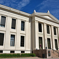 Domus Bibliotheca Law Library at University of Oslo in Oslo, Norway <br />
