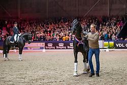 Totilas<br /> KWPN Hengstenkeuring - 's Hertogenbosch 2019<br /> © Hippo Foto - Dirk Caremans<br /> 02/02/2019