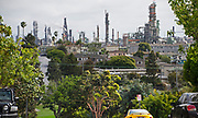 El Segundo Beachfront Oil Refinery