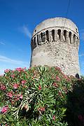 A Genovan Tower at Rogliano.