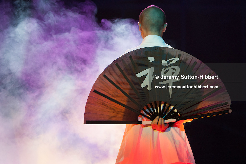 The Legend of KungFu, at the Red Theatre, DOngcheng district, in Beijing, China, Wednesday 30th May 2012.