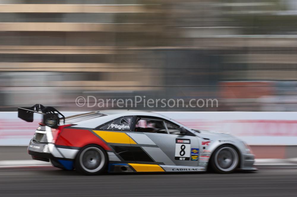 #8 Cadillac Racing 2011 Cadillac CTS-V.R: Andy Pilgrim