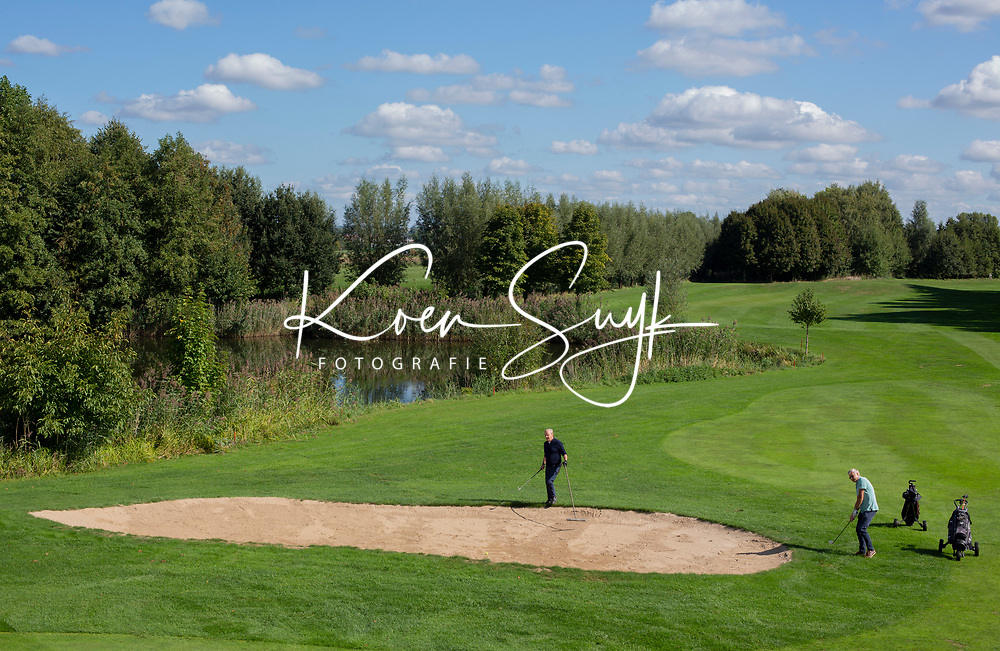 ELST - hole 11  Golfbaan Landgoed Welderen. COPYRIGHT  KOEN SUYK