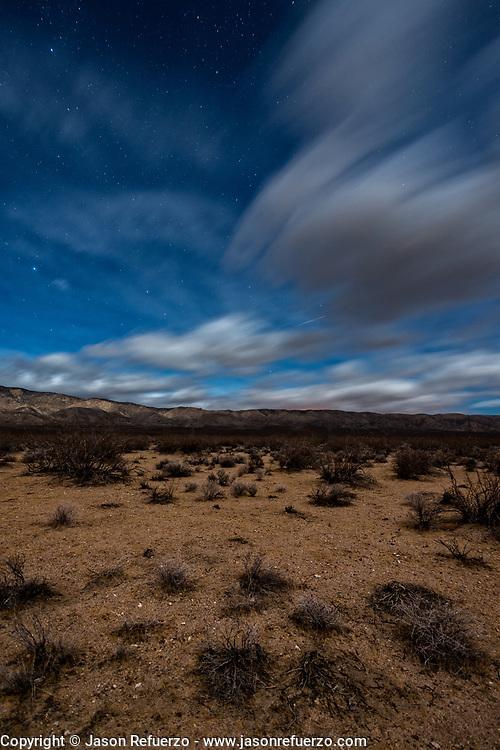 Mojave Workshop with David Honol