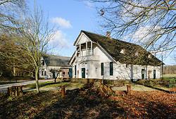 Hilversum, Monnikenberg, klooster.