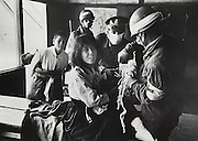 """Carl Mydans<br /> LIFE Magazine<br /> Korean War refugees 1950<br /> <br /> South Korean civilians receiving medical attention during a communist uprising against the Syngman Rhee government. <br /> <br /> Details:<br /> Large format exhibition printed by the LIFE magazine photo lab sometime in the 1970s or 1980s. On the reverse is a Time/Life stamp that reads """"reproduction prohibited"""" indicating this print was intended for display and not for publishing. Also on the reverse in pencil inscription  is the photographer's photo credit and number """"206"""".<br /> <br /> This is a confirmed Mydans image and can be viewed in the LIFE Picture Collection online archive.<br /> <br /> - Double weight gelatin silver fiber print. <br /> - Size: 14 x 9 3/4 inches.<br /> <br /> Price ¥50,000 JPY<br /> <br /> <br /> <br /> <br /> <br /> <br /> <br /> <br /> <br /> <br /> <br /> <br /> <br /> <br /> <br /> <br /> <br /> <br /> <br /> <br /> <br /> <br /> <br /> <br /> <br /> <br /> <br /> <br /> <br /> <br /> <br /> <br /> <br /> <br /> <br /> <br /> <br /> <br /> <br /> <br /> <br /> <br /> <br /> <br /> <br /> <br /> <br /> <br /> <br /> <br /> <br /> <br /> <br /> <br /> <br /> <br /> <br /> <br /> <br /> <br /> <br /> <br /> <br /> <br /> <br /> <br /> <br /> <br /> <br /> <br /> <br /> <br /> <br /> <br /> <br /> <br /> <br /> <br /> <br /> <br /> <br /> <br /> ."""