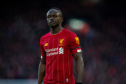 LIVERPOOL, ENGLAND - Saturday, November 30, 2019: Liverpool's Sadio Mané during the FA Premier League match between Liverpool FC and Brighton & Hove Albion FC at Anfield. (Pic by David Rawcliffe/Propaganda)