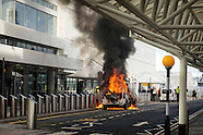 Glasgow Airport Fire