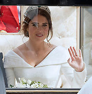 Princess Eugenie & Jack Brooksbank Wedding