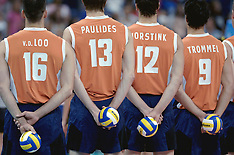 20050906 SRB: EK volleybal Nederland-Servie Montenegro, Belgrado