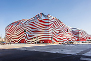 Petersen Automotive Museum  in LA