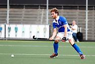 AMSTELVEEN - Hockey - Hoofdklasse competitie heren. AMSTERDAM-KAMPONG (2-2). Floris de Ridder (Kampong).  COPYRIGHT KOEN SUYK