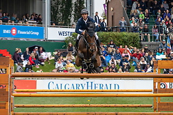 Guerdat Steve, SUI, Venard de Cerisy<br /> Spruce Meadows Masters - Calgary 2019<br /> © Hippo Foto - Dirk Caremans<br />  08/09/2019