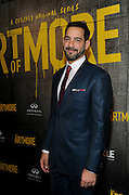 """Patrick Sabongui attends Crackle's """"The Art of More"""" season two premiere, Tuesday, Nov. 15, 2016, at the Museum of Arts and Design in New York. Sony's streaming network, Crackle, will launch season two of its first original scripted drama, """"The Art of More,"""" on November 16th.  (Photo by Diane Bondareff/Invision for Crackle/AP Images)"""