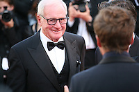 Producer Jerry Weintraub at the 'Behind The Candelabra' gala screening at the Cannes Film Festival  Tuesday 21 May 2013