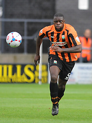 Bondz N'Gala Barnet FC, Barnet v Eastleigh, Vanarama Conference, Saturday 4th October 2014