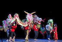 Chinese New Year celebration at St Paul's School.  Karen Bobotas for St Paul's School