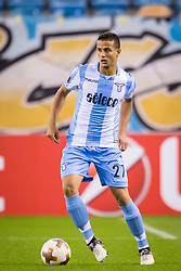 Luis Felipe Ramos Marchi of SS Lazio during the UEFA Europa League group K match between Vitesse Arnhem and Lazio Roma at Gelredome on September 14, 2017 in Arnhem, The Netherlands