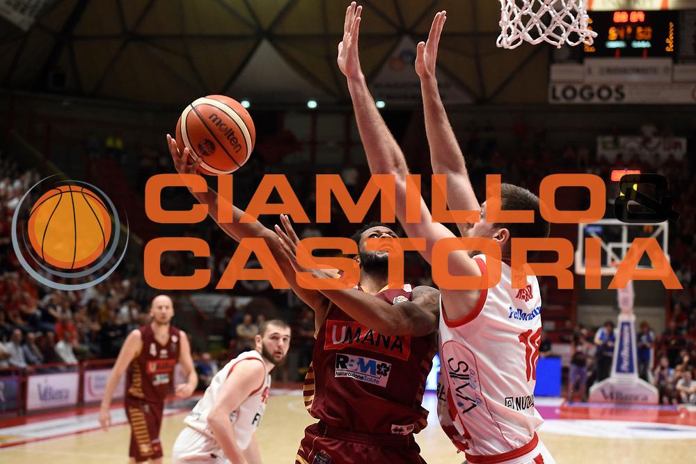 Marquez Haynes<br /> The Flexx Pistoia Basket - Umana Reyer Venezia<br /> Lega Basket Serie A 2016/17<br /> Pistoia, 19/05/2017<br /> Foto Ciamillo-Castoria