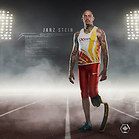 Janz Stein began training Track October of 2015, focusing on the 100 m dash and long jump. He has fought the ultimate battle of his life this past two years and has set his mind and goals of succeeding at the highest level of competition.<br /> <br /> Stein grew up wrestling with two brothers, and then took up the sport in a more formal way in high school. Years after graduating he found he missed the sport and competition. He had been introduced to the UFC at the age of 15, and was intrigued by grappling tournaments as they closely simulated his wrestling experience.<br /> <br /> Training in jiu jitsu, kick boxing, wrestling and mixed martial arts with AJ Scales at Complete Martial Arts and Fitness became a way of life for Stein. In his first grappling tournament as a white belt in Calgary, Alberta in January of 2005, Janz used his one year of training experience to win a silver medal in the 140-pound absolute division. His first submission was an arm lock from guard.<br /> <br /> As Stein continued to train and improve, he increased his number of competitions. He has excelled at most grappling tournaments in Western Canada and also competed at the World Championships in June of 2010. It is the norm for him to compete in both gi (Jiu Jitsu) and no gi (submission wrestling) competitions, as he is determined to compete as much as possible and wants to take full advantage of the time and cost of travelling to events.<br /> <br /> Stein has a passion for life, when he commits, it is with 100 percent dedication. In just Twelve years he has earned his black belt in jiu jitsu, a moment of pride for him and his supporters. Stein weighs just 135 pounds, but fights much bigger than his size. He will fight at 130 or 135 pounds, and competes in jiu jitsu and submission wrestling in the 140- or 155-pound weight divisions. He also has a 1-2 record in amateur mixed martial arts, and a 3-0 record at the professional level.<br /> <br /> A free spirit who loves to travel and experience life in its many different forms throughout the world, S