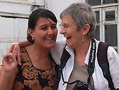 Françoise en Ouzbékistan