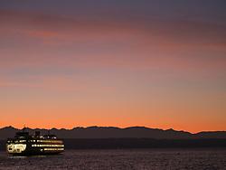 United States, Washington, Edmonds, Puget Sound