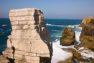 Carvoeiro Cape, near Peniche in the north of Lisbon