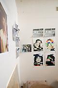 Graduate Art Studios- The Rdiges- Photos by Ben Siegel/ Ohio University®