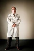 El Dr. Joaquin Montero Labbé es médico-cirujano de la Pontificia Universidad Católica de Chile en la que también se especializó en medicina interna. Es Master en Salud Pública de la Universidad de Carolina del Norte, Chaper Hill, USA. 17-07-2013 (©Alvaro de la Fuente/Triple.cl)