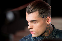 28.01.2016, Goya Theatre, Madrid, ESP, Men'sHealth Awards, im Bild British model Stephen James attends // to the delivery of the Men'sHealth awards at Goya Theatre in Madrid, Spain on 2016/01/28. EXPA Pictures © 2016, PhotoCredit: EXPA/ Alterphotos/ BorjaB.hojas<br /> <br /> *****ATTENTION - OUT of ESP, SUI*****